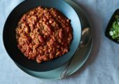 Recipe of the Month: Tempeh Chili